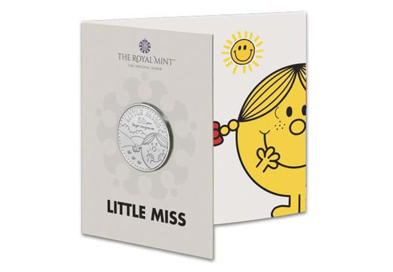 Picture of Англія, Великобританія 5 фунтів 2021. Маленька Мис. Буклет