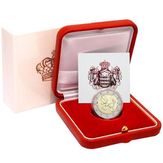 Picture of Ювілейна монета 2 євро МОНАКО 2013 р