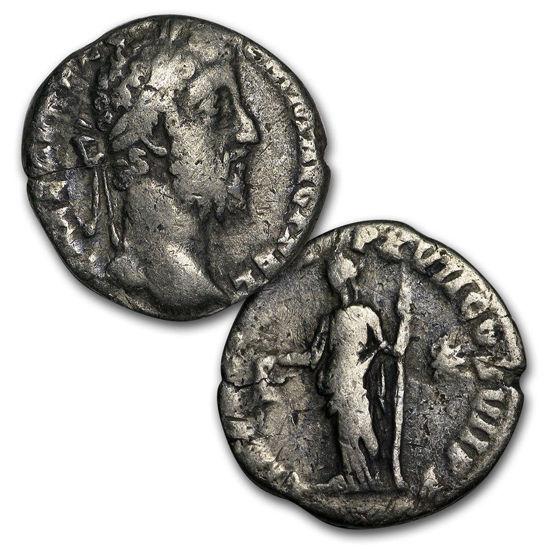 Picture of Римські срібні динарії (69 р н.е. - 244 р н.е.) Рандомні імператори.
