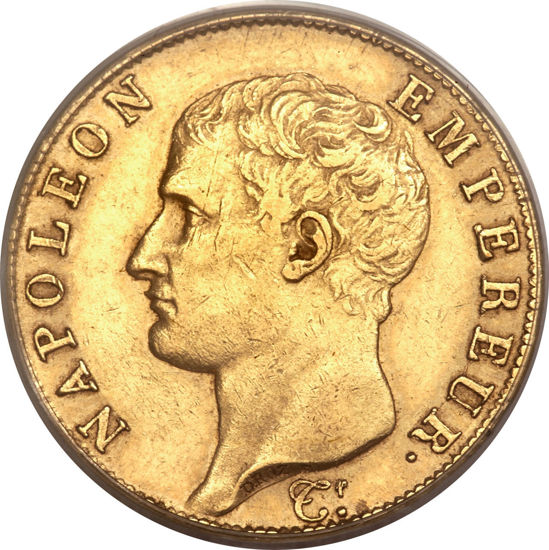 Picture of Франція Золото 40 франків Наполеон I AN13 (1804-1805)