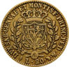 "Picture of Золотая монета ""20 лир  Феличе"" 1828 6,45 грамм"
