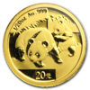 """Picture of Золота монета """"Китайська Панда"""" 1,555 грам 2008 р."""