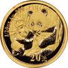 """Picture of Золота монета """"Китайська Панда"""" 1,555 грам 2005 р."""